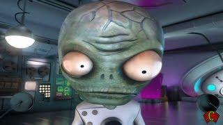 Gamescom 2013 Trailers - Plants vs Zombies Garden Warfare Boss Mode Trailer 【HD】