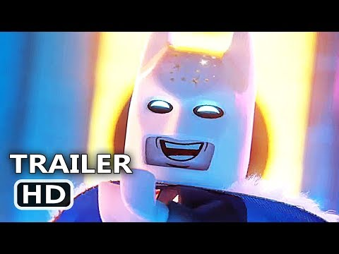 THE LEGO MOVIE 2 Trailer # 3 (NEW 2018) Animated Movie HD