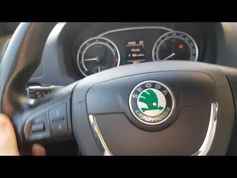 Skoda Octavia A5 Rs скрип при повороте руля