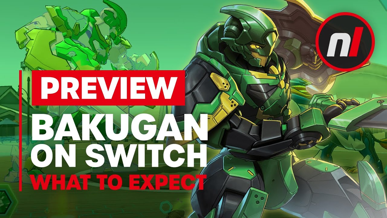 What Exactly is Bakugan?   Bakugan: Champions of Vestroia Switch Preview - Nintendo Life