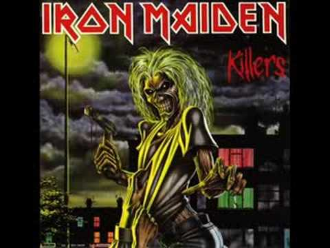 iron maiden testing bruce – killers very rare studio version