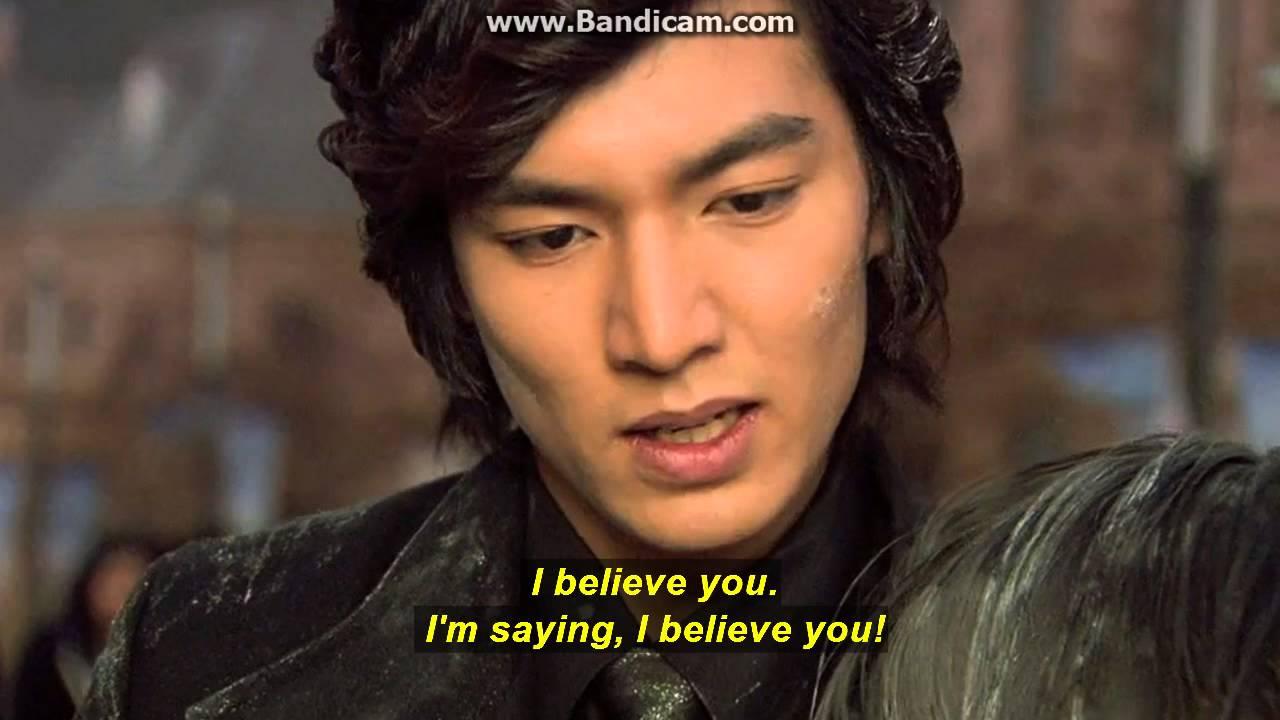 Download [Boy Over Flowers] Goo Jun Pyo Protect And Save Jandi [Eng Sub]