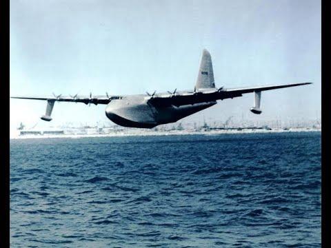 H- 4 Hercules (Spruce Goose)