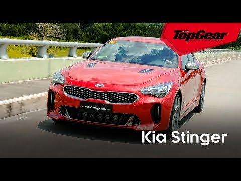 Feature: 2019 Kia Stinger GT