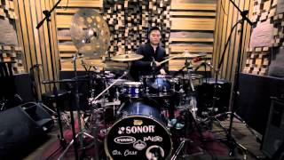 Echa Soemantri - David Foster Medley (Drum Reinterpretation)