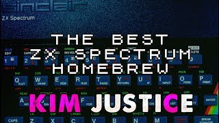Getting into ZX Spectrum Homebrew + 5 of the best Speccy Homebrew Games - Kim Justice