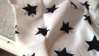 обзор посылки с алиэкспресс футболка для девочки размер s Китайский магазин