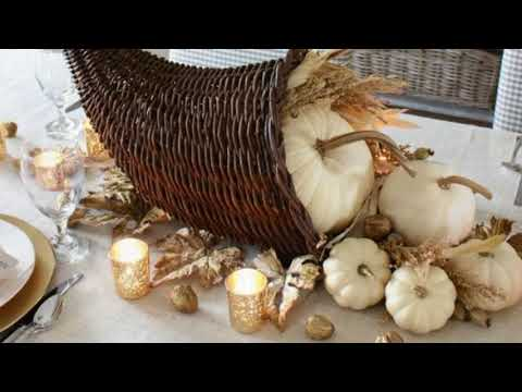 Cozy And Inviting Fall Table Decor Ideas | Fall Home Decor | Table Decoration Ideas