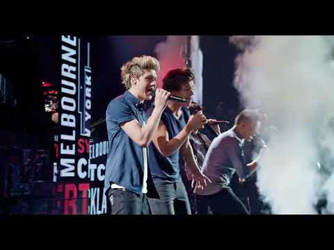 One Direction - What makes you beautiful ( This Is Us 2013 )