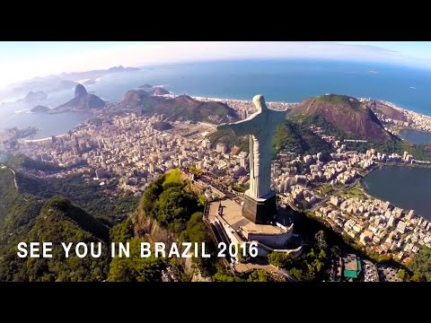 Rio Olympics 2016 Best Experience - Travel with Mister Brazil!