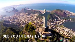Rio Olympics 2016 Best Experience – Travel with Mister Brazil!