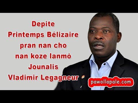 TÈT CHAJE / Printemps Bélizaire PRAN LAN CHO - Depite a ap reponn kesyon Salomon Sedmé