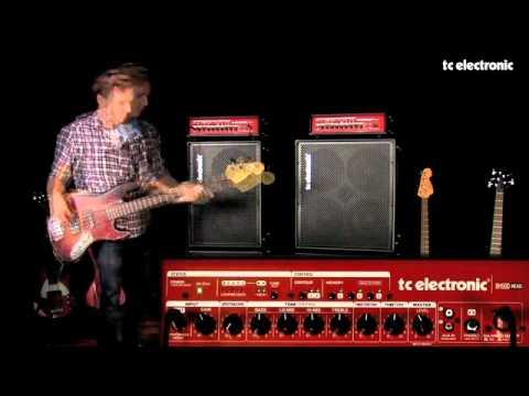 tc electronic bh500 bass guitar amp head tube tone youtube. Black Bedroom Furniture Sets. Home Design Ideas