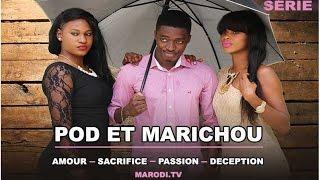 Série - Pod et Marichou - Le teaser