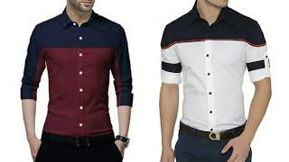 2019 / Designer Men's shirt fashion //Stylish pattern for men's shirts design//