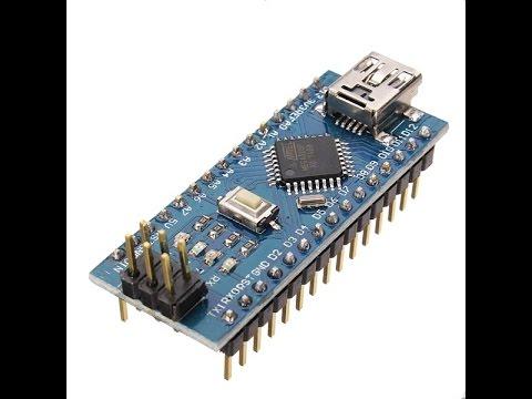 🔔 Восстановление и апгрейд Bootloader Arduino