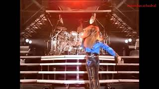 「X JAPAN」 Rusty Nail (1994 12.30 TV Broadcasting from Tokyo Dome ...