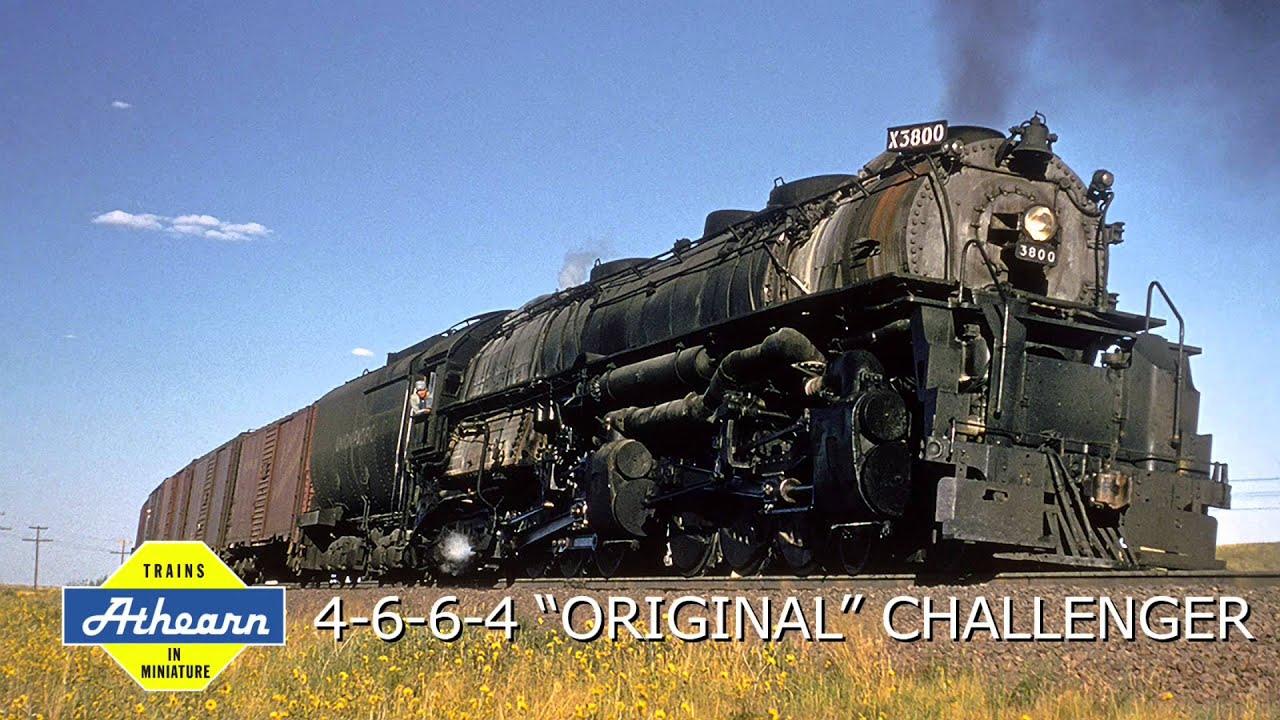 4664 quotOriginalquot Challenger YouTube