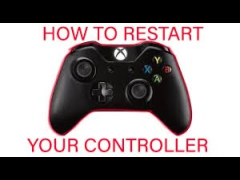 How to reset an xbox one elite controller