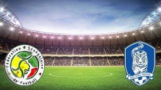 SENEGAL VS. KOREA REPUBLIC | 11/06/2018 | International friendly PES 2018