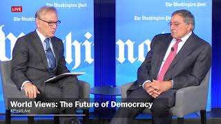 Leon Panetta on Trump and the future of democracy in the U.S. and around the world