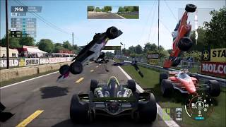 Project Cars 2 Crashes Fails and Bugs Compilation 2