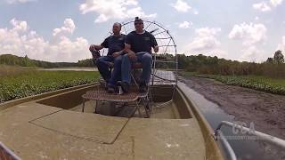 Dragonfly Mini Airboats 2015
