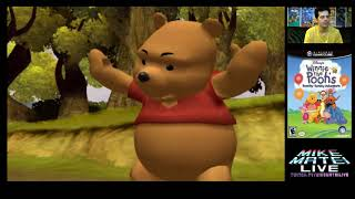 Winnie the Pooh's Rumbly Tumbly Adventure - Mike Matei Live