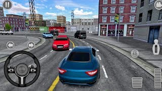 City Car Driving #4 - Car Game Android gameplay #carsgames