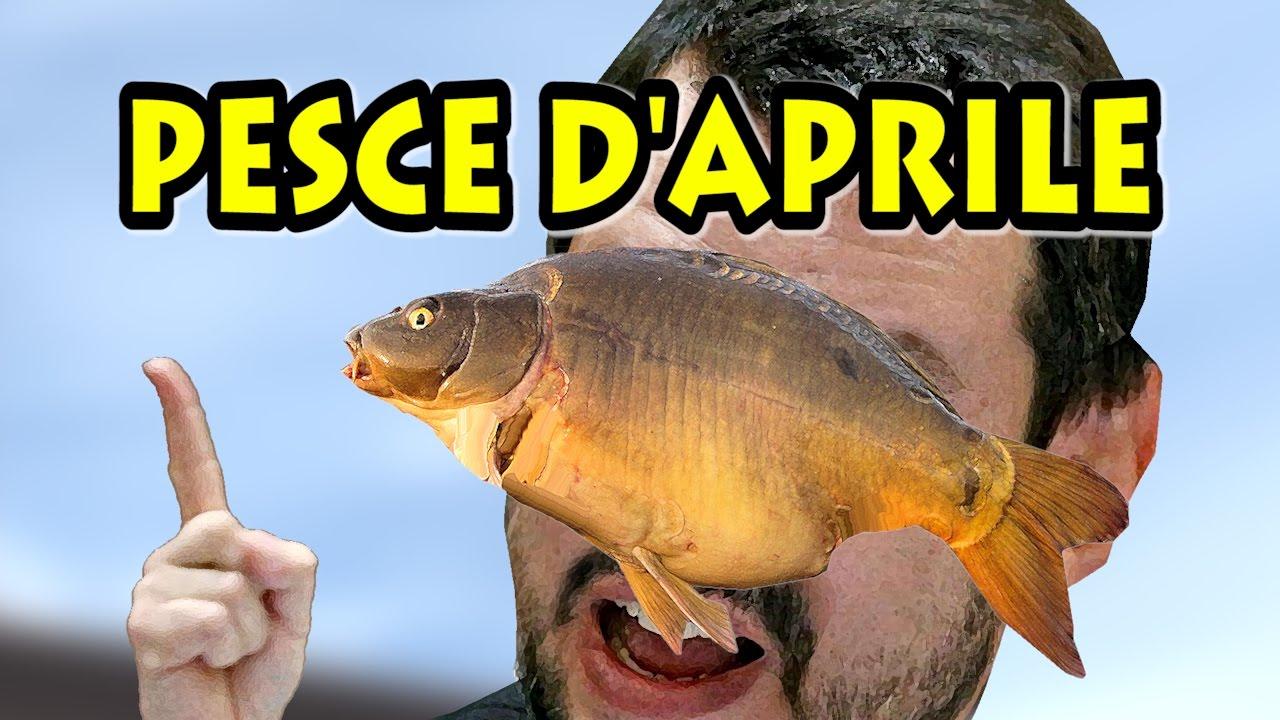 Pesce D Aprile Scherzi Divertenti E Trota Che Balla