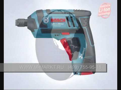 Аккумуляторная отвертка GSR MX2DRIVE 06019A2101