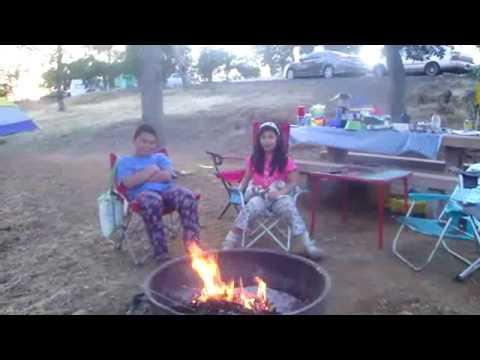 Camping don pedro lake 2011 youtube for Lake don pedro fishing report