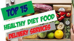 Healthy Foods Delivery Service - Top 15 Healthy Diet Food Delivery Services | Organic Delivery