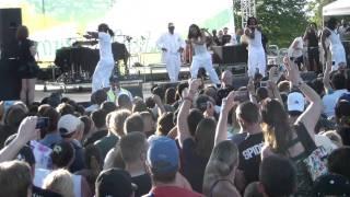 MC Hammer, Boise Music Festival 2011