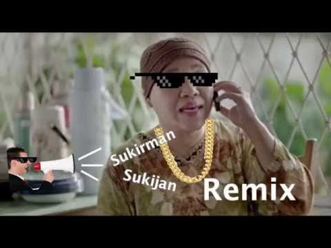 Iklan Axis Iritology - Sukirman (REMIX)