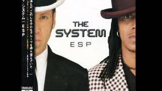 The System ~ As God Is My Witness (2000) Funk R&B