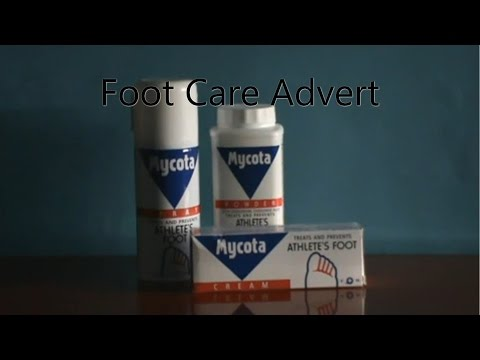 Foot Care Product (Advert)