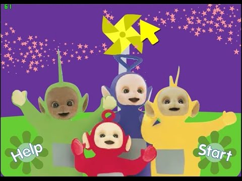 Teletubbies Play Hide Seek Toy Play Video Play Games With Teletubbies Games For Kids