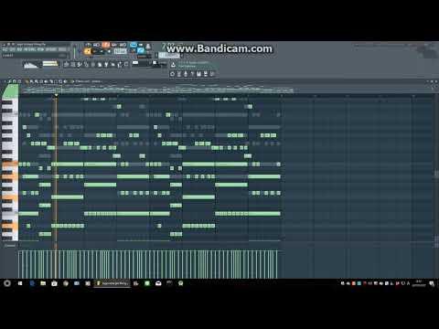 Kygo - Stranger ThingsFL Studio Remake+FLP