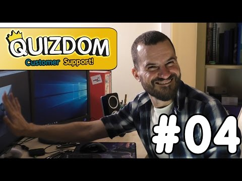 Quizdom - Customer Support #04