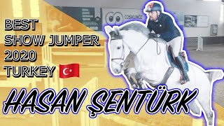 Show Jumping Training I Course with Hasan Şentürk I Daily Exercises of Professional Riders
