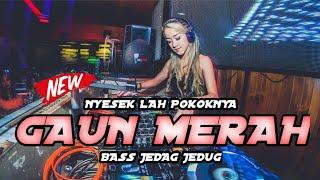 DJ GAUN MERAH NYESEK ABIS!!!   JUNGLE DUTCH FULL BASS 2021   DJ GRC