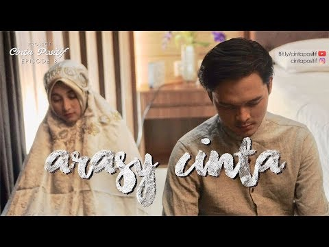 [Cinta Positif Part 8] Arasy Cinta - Kang Abay