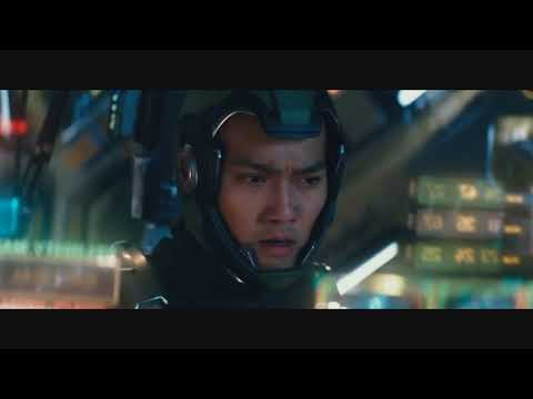Pacific Rim Uprising - Trololo flight scene - HD thumbnail