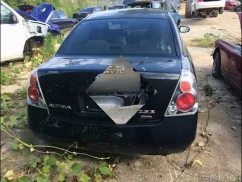 2006 Nissan Altima Auto Parts Available Here - ASAP Car Parts - YouTube