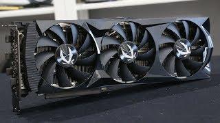 Zotac Gaming GeForce RTX 2070 8GB AMP Extreme Edition 8GB GDDR6, 256