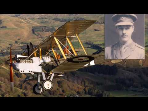 Interview with Royal Flying Corps pilot Brigadier BUS Cripps CBE MC - Part 1
