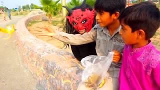 Short Film About Social Message    Shaitan aur Kids New Video    New Shaitan Short Moral Movie