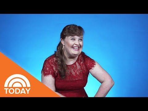 "Actress Jamie Brewer Won't Stop Fighting The ""R"" Word  TODAY"