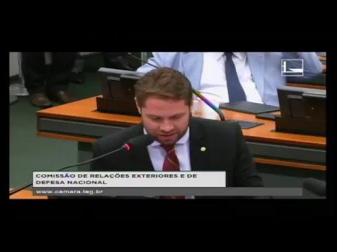 RELAÇÕES EXTERIORES E DE DEFESA NACIONAL - Reunião Deliberativa - 05/04/2017 - 10:17